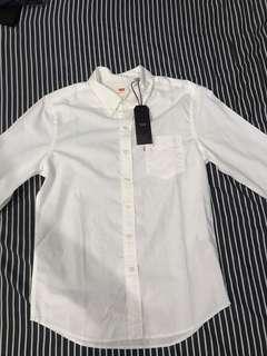Levis White Shirt