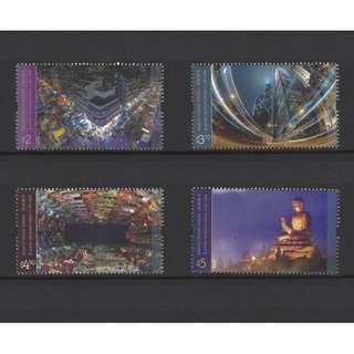 香港 2018年「香港之夜II」特別郵票