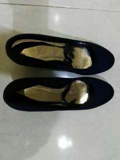 VINCCI Dark Blue High Heels