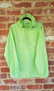Nike Neon Green Windbreaker XL FREE POST