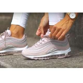 [NEW] Nike Air Max 97 Rose Pink Glitter