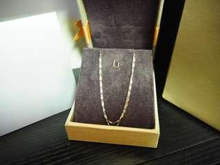 GOLDHEART WG Necklace