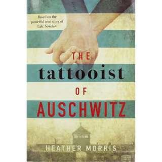 NEW The Tattooist of Auschwitz by Heather Morris