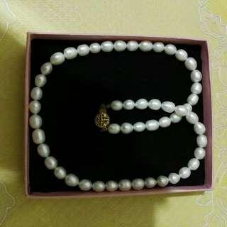 Exclusive Sea Pearls Necklace
