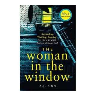 NEW The Woman In The Window