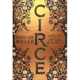NEW Circe By Madeline Miller