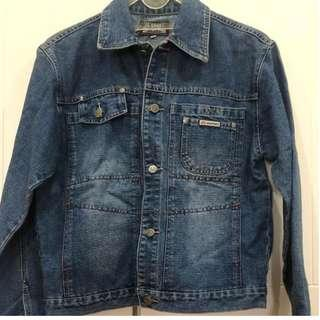 Jaket Jeans Anak2 Size Small-Medium MURAH