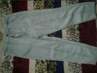 Celana jeans highwaist