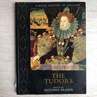 [RARE] The Tudors - Royal History of England - Antonia Fraser (Preloved)