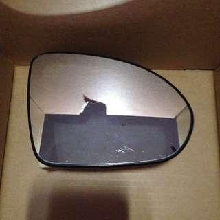 Smart For Four side mirror glass RH ( No Heated )