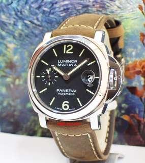 Brand New Ladies PANERAI Luminor Marina Automatic 40mm Stainless Steel watch.  Model PAM01048 or PAM1048. Swiss Made.
