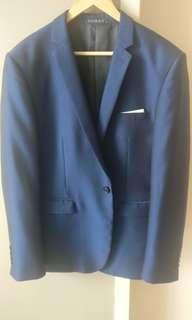 Cheap branded blazer