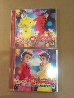 Super junior 'Oppa, oppa ( donghae & eunhyuk)