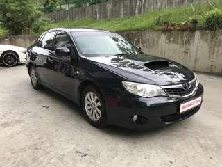 Subaru Impreza 4D 1.5 Auto R