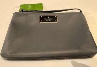 Kate Spade Wallet 雙拉鍊銀包(全新)