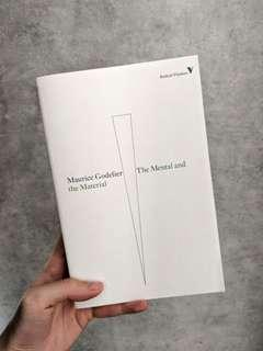 🚚 'The Mental and the Material', Maurice Godelier