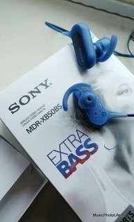 SONY Extra Bass Wireless Bluetooth NFC