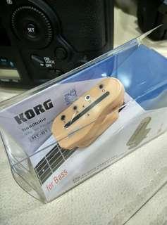 Korg Bass Tuner