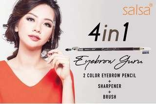 4in1 Eyebrow Guru eyebrow pencil pensil alis
