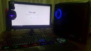 Pc Gaming Dota2 High setting