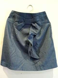 Blue Jeans Skirt MAGNOLIA / Rok MAGNOLIA