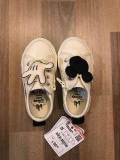 Zara Kids Disney Baby Shoes