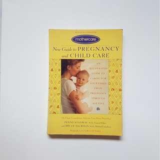 MOTHERCARE: NEW GUIDE TO PREGNANCY AND CHILD CARE