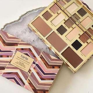 Tarte Clay Play Face Shaping matte Eyeshadow Palette