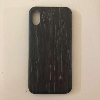 🚚 iPhone X, iPhone Xs solid wood casing