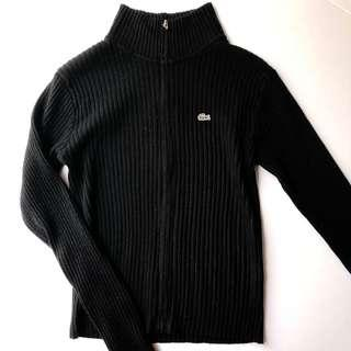 Lacoste knitted jacket