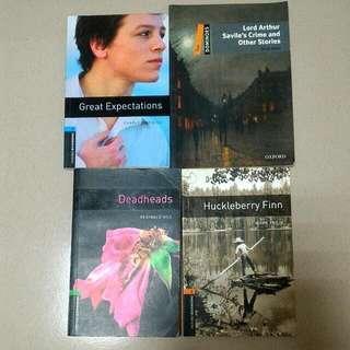 英文小說 全英書籍