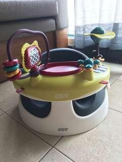Mamas&Papas snug chair and activity tray
