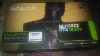 NVIDIA GALAX GEFORCE 1050Ti