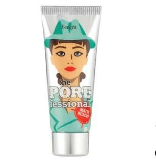 Benefit Porefessional Primer Matte Rescue Gel