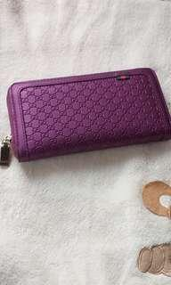 (Preloved)dompet gucci