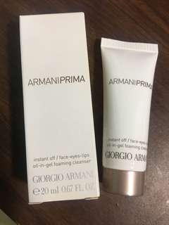 Armani訂製光卸妝潔顏露 20ml