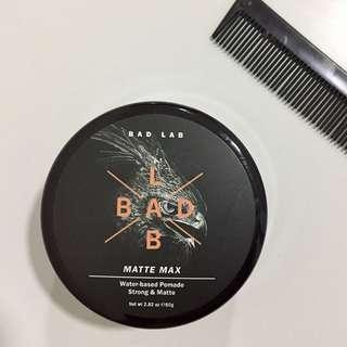 Bad Lab Water Based Pomade