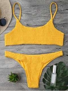 Zaful bikini top