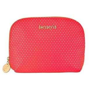BENEFIT LIMITED EDITION POUCH