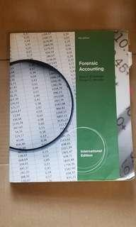 Forensic Accounting 教科書