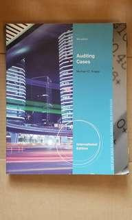 Auditing Cases 教科書