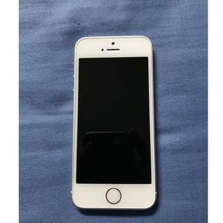 Apple iPhone SE (Silver, 16GB)