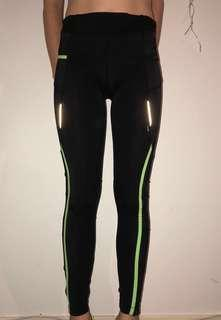 High Waisted Black Workout Leggings/Tights