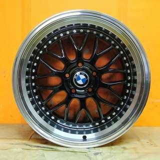 18inch SPORT RIM BMW PERFORMANCE e39 e60 e65 e36