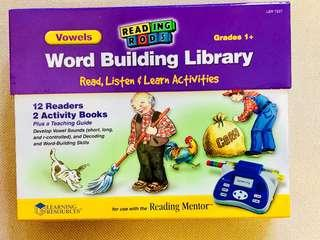 Vowels - Word Building Library