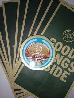 THE BODY SHOP - MIRACLE SOLID OIL
