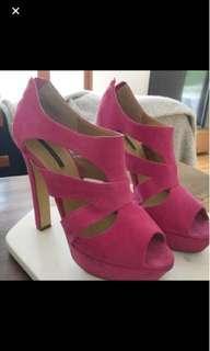 Tony Bianco heels size 9.5