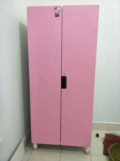 Wardrobe, cabinets