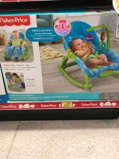 50% off 半價售Fisher Price Infant to Toddler Rocker 搖椅
