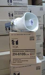 Toa 10 watt / ZH-610S
